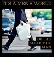 'It's a men's world'