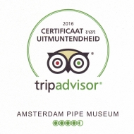 Tripadvisor award for the museum
