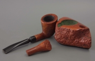 Pipe and accessories from Bjarne