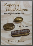 New book on tobacco boxes