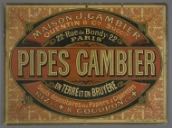Shop advertising for Gambier