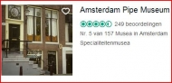 High ranking on Tripadvisor