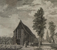 Tobacco cultivation in Amerongen