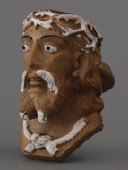 At last, the Christ figure-head!