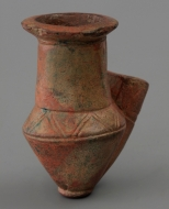 Pipe bowl from the Dogon culture