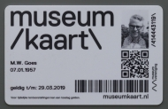 Museum card more expensive