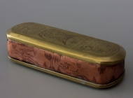 Article on the Dutch brass tobacco box